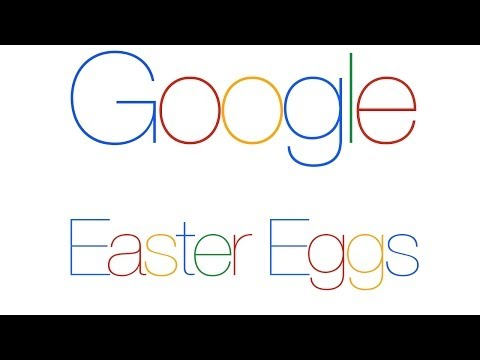 Google Easter Eggs - Google Gravity