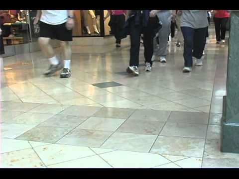 Mall Walking Workout Tips