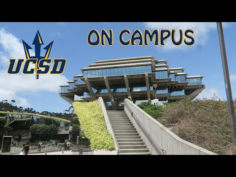 UCSD ON CAMPUS VISIT/TOUR !!