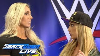 Will Charlotte Flair show Carmella some new tricks tonight on SmackDown LIVE?: Sept. 26, 2017