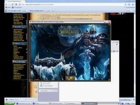 Wow wrath of the lich king free download working and legal 100%