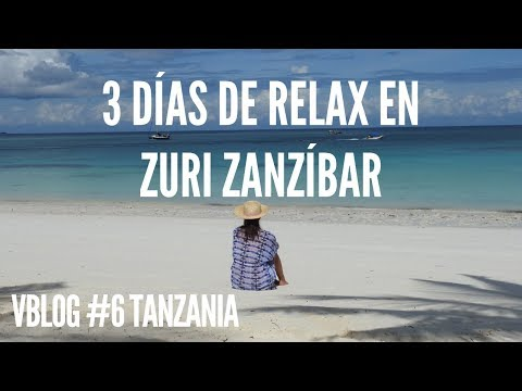 Xxx Mp4 TANZANIA VBLOG 6 TRES DÍAS DE RELAX EN HOTEL ZURI ZANZIBAR Mi Huella X El Mundo 3gp Sex
