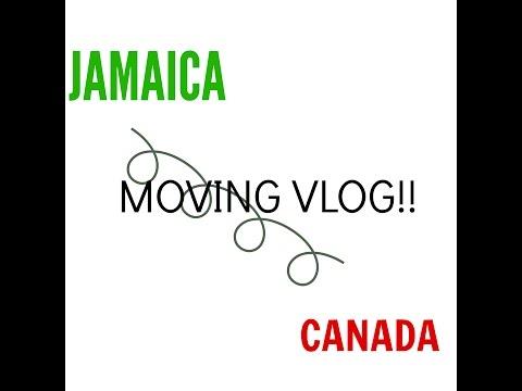 MOVING VLOG: Jamaica to Canada! || UNB QUICK Dorm Tour