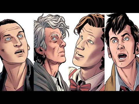 Every Doctor unites! | The Lost Dimension | Doctor Who