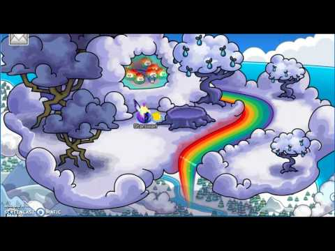 How to get a rainbow puffle in club penguin reborn 100% true 2017