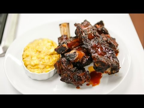 Healthy BBQ Ribs and Creamed Corn - Recipe Rehab TV Season 2 - Episode 26 Preview