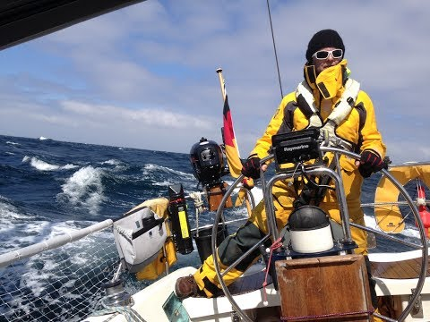 Yacht delivery Amsterdam to Lanzarote