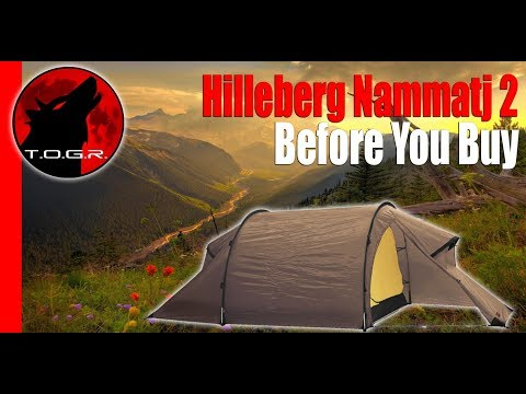 Before You Buy - Hilleberg Nammatj 2 - Pitching Instruction