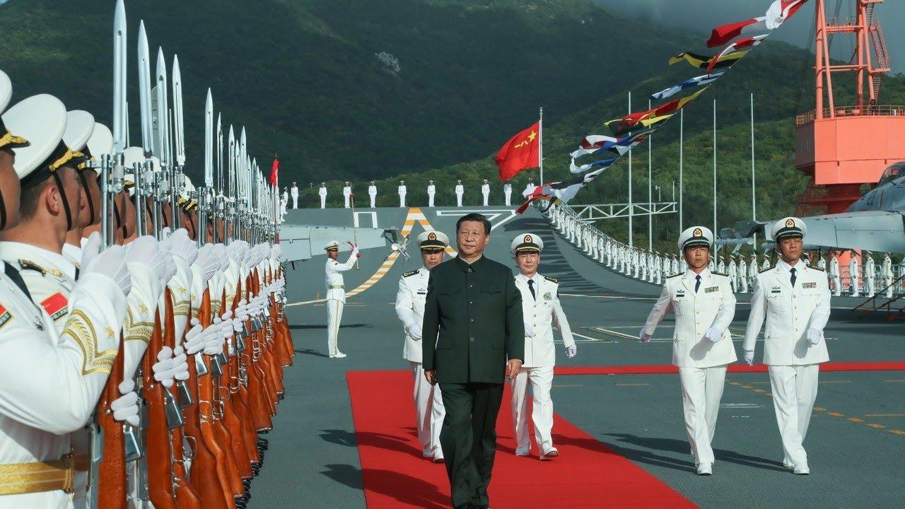 China's movements in South China Sea 'far far bigger than Taiwan'