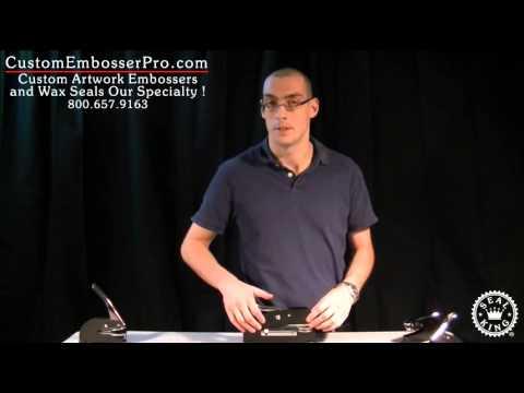 Custom Embosser Pro: How To Unlock an Extra Heavy Duty Embosser