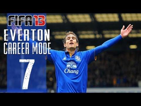 FIFA 13: Career Mode - Everton - S03E07 - Feghouli and Fellaini