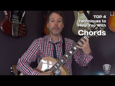 Top 4 Techniques That Will Perfect Your Guitar Chords