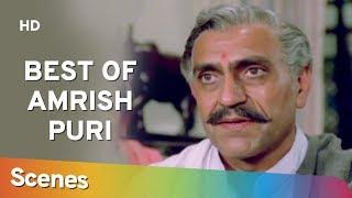 Amrish Puri scene from Mohabbat (1985)  Anil Kapoor | Vijayta Pandit | Amjad Khan - 80