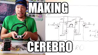 How to make a Mind Control Cerebro Helmet from X-men!