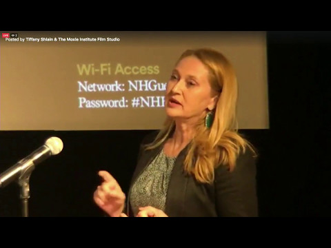 50/50 Day - Live from Neuehouse,  First Lady of L.A. Amy Elaine Wakeland