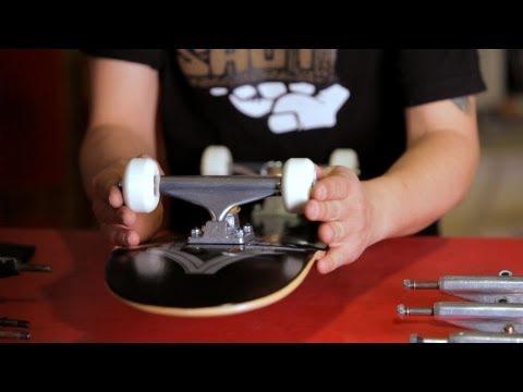 How to Pick a Skateboard Truck | Custom Skateboard