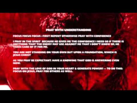 Warfare Prayer Against Demonic Networks Working Against You