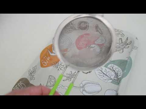 How to clean Tea Strainer at Home (in Urdu)