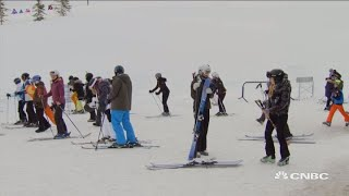 Download Here's how climate change is impacting the ski industry Video