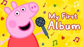 Peppa Pig Official Channel | Peppa Pig Songs 🔴BING BONG ZOO SONG 🎵English Kids Songs