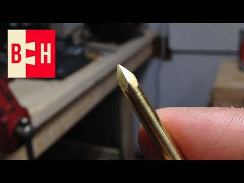 DIY Reamer for Extremely Accurate Holes