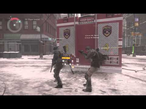 The Dark Zone - The Division - Joined With Chris