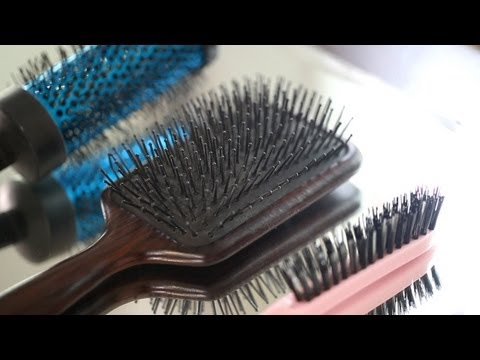3 Must Have Hair Brushes    KIN BEAUTY