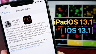 iOS 13.1 & iPadOS RELEASED  - How To Update & What's Next ?