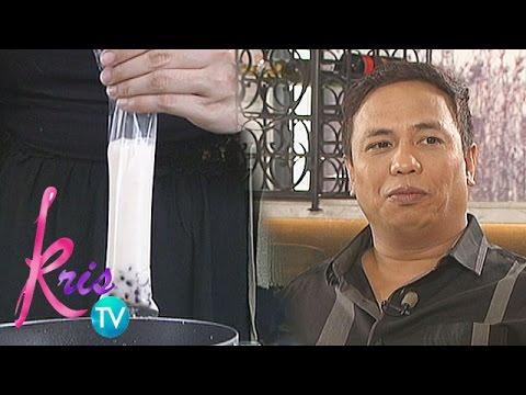 Kris TV: Eric's Monggo Ice Candy