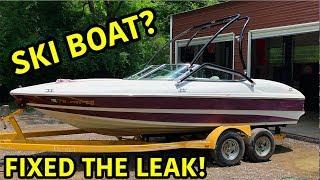 Rebuilding A Super Cheap Wrecked Boat Part 3