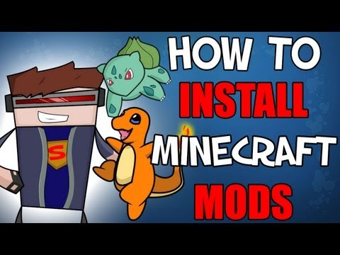 How To Install Minecraft Mods (Pixelmon) PC/WINDOWS