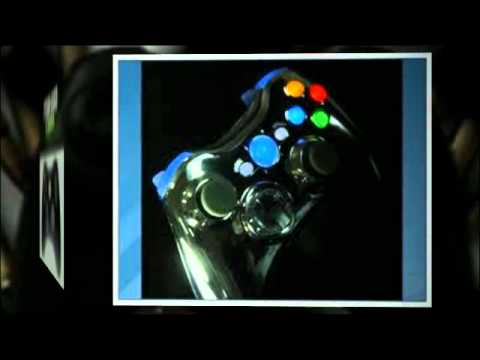 Black Ops Modded Controller - Xbox 360 & PS3 Rapid Fire Game Mods