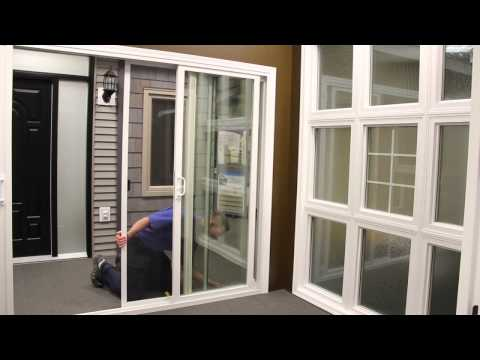 Screen Removal Patio Doors