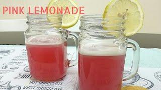 നിങ്ങളിതുവരെ രുചിച്ചിട്ടില്ലാത്ത ഒരടിപൊളി നാരങ്ങാവെള്ളം /Pink Lemonade
