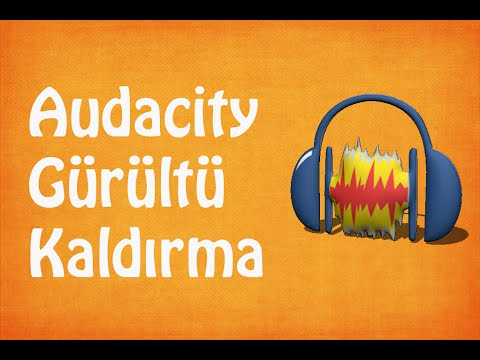 Audacity Kötü Mikrofon İle Profesyonel Ses Kaydı Almak