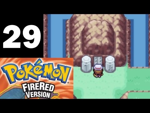 Let's Play Pokemon Firered Part 29: Sapphire & Second Password