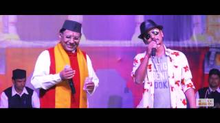 Shri Narendra Singh Negi ji & Kavilas Negi performing....Dehradun wala hun...Live...