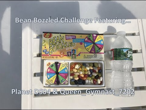 Bean Bozzled Challenge with Planet DS04 and Queen_Gymnast_7202