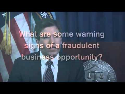 Operation Empty Promises  Job and Business Opportunity Scams