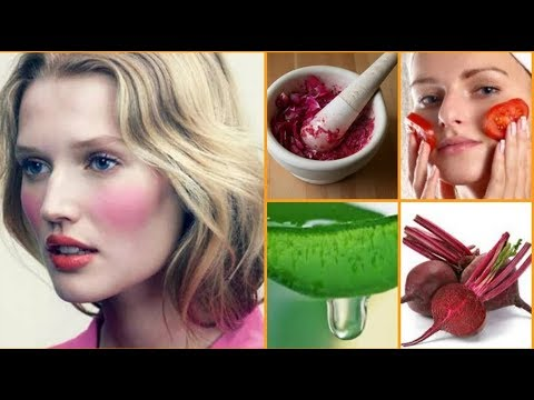 6 Homemade Remedies To Get Pink Rosy Cheeks Naturally; No Make-Up Required