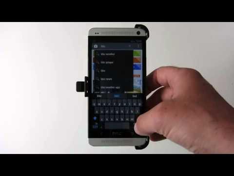 Demo Test MoDaCo SWITCH on HTC One
