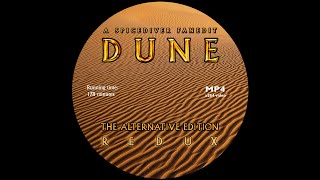 Dune 1984 Alternative Edition Redux [Spice Diver Fan Edit] [ENGLISH+SPANISH SUBTITLES]