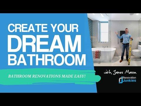 How To Renovate A Bathroom - Training Course