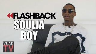 "Soulja Boy: Drake Took My Bars and Flow on ""Miss Me"" (Flashback)"