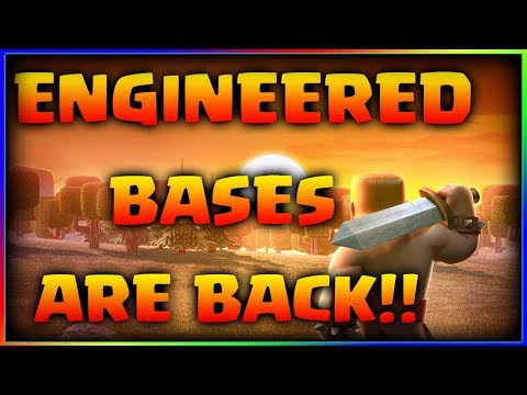 Engineered Bases Are Back in Clash of clans - Clash of Clash