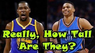 4 RIDICULOUS NBA Players