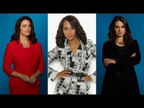 The women of 'Scandal' on female empowerment