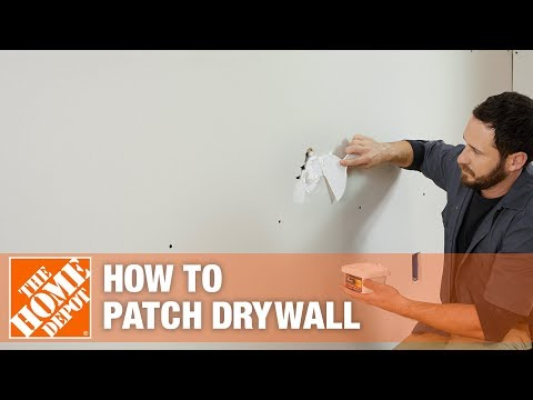 How to Repair Drywall - The Home Depot