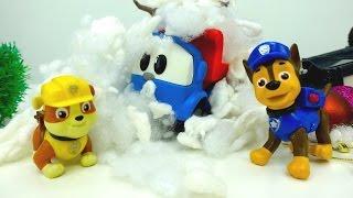 Kinderfilm - Leo Junior steckt im Schnee fest - Das ist ein Einsatz für die Paw Patrol