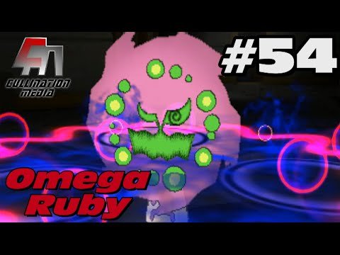 Pokemon Omega Ruby: Episode 54: Spiritomb Spook in New Mauville!